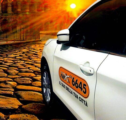 pronto taxi roma - prenotazione taxi a roma e provincia