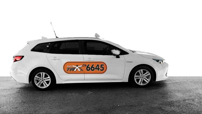 pronto taxi roma - 066645 taxi 5 posti