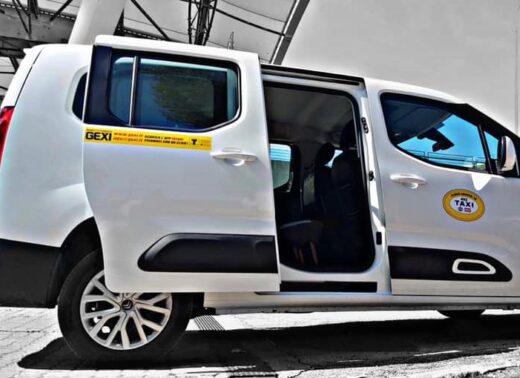 prenotazione taxi online genova - gexi e app intaxi