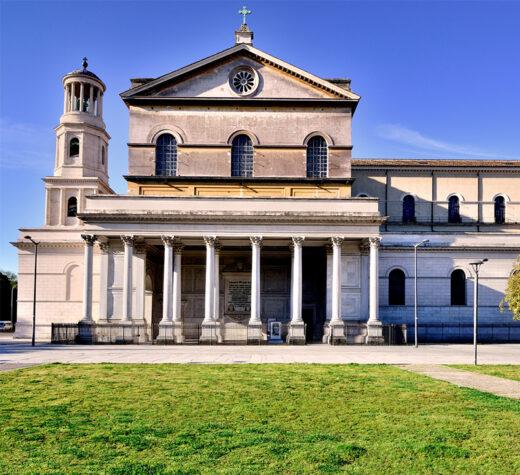 taxi piazza basilica di san paolo roma - prenotazione via app intaxi